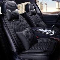 Car Seat Cover Auto Seats Covers for honda accord 7 8 9 br v CR V city CIVIC 8 9 eg ek 4d 5d 10th crosstour insight legend