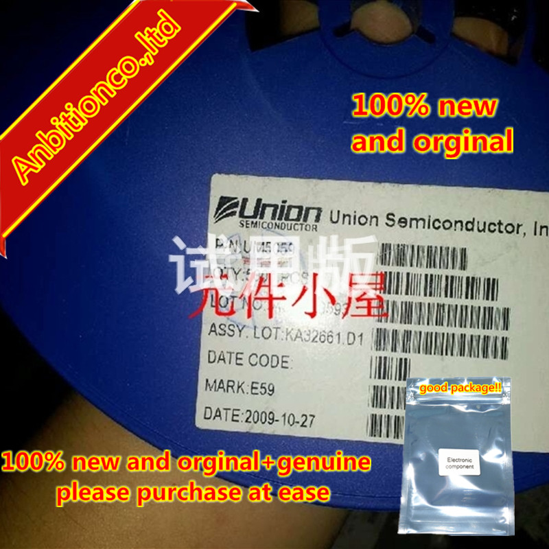 10pcs 100% New And Orginal UNION ESD Electrostatic Protector UM5059 0603 Package In Stock