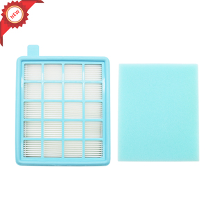 1 peça de substituição para philips aspirador hepa filtro fc8470 fc8471 fc8475 fc8630 fc8645 fc9320 fc9322 limpeza a vácuo