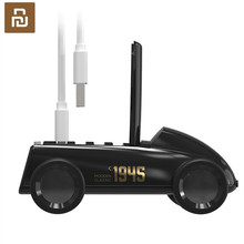 원래 Youpin Bcase USB 2.0 멀티 USB 분배기 4 포트 허브 확장 귀여운 자동차 모양 Usb 포트 휴대용 확장기