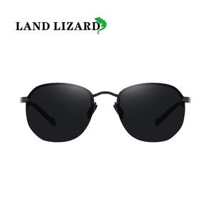 New Fashion Polarized Sunglasses Round F
