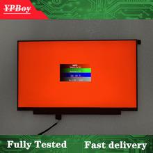 14.0 cal NE140FHM-N61 V8.0 FHD 1080p IPS Lcd do laptopa wymiana ekranu wyświetlacz cyfrowy w ramach procedury nadmiernego deficytu 30 pinów FRU 01NY155