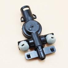 Car Styling Headlight Water Spray Nozzle Washer Jet Connector Adapter holder for Honda Lexus Suzuki Mazda Nissan Subaru
