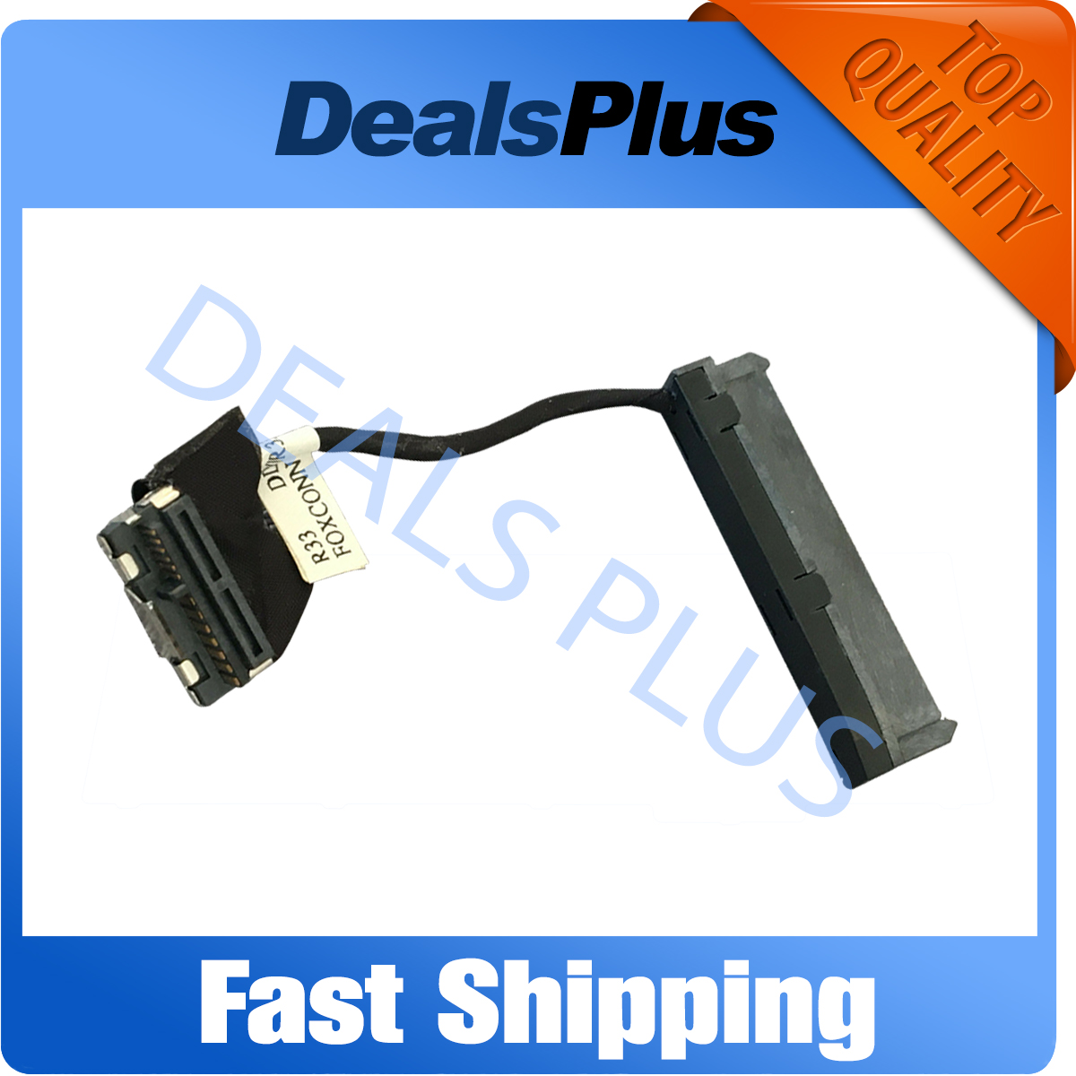 New HDD Hard Disk Drive Cable Connector Adapter For HP Pavilion G4-2000 G6-2000 G7-2000 Seriers DD0R33HD010 R33