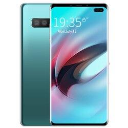 Kostenloser Versand Galax S10 G973U 8GB RAM 128GB ROM 6.1 Octa Core 4 Kamera Snapdragon 855 2019 4G LTE Handy