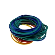 Stationery-Holder Rubber-Band 26mm 40mm 60mm-Diameter String Colorhigh Training Elasticity