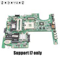 NOKOTION CN 0TR557 0TR557 TR557 For Dell studio 1557 laptop Motherboard DDR3 512MB GPU DA0FM9MB8D1 Support i7 only