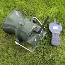 цена на New Hot Hunting Mp3 Bird Caller 50W Built-In 400 Sounds Remote Control 250M Bird Sound Hunting for Hunting Decoy CP-590