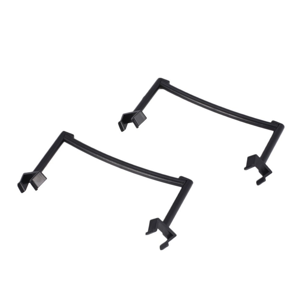 1 Pair of Landing Gear Intensify Landing Feet Support Camera Gimbal Protection Tripod Leg Extensions for DJI Spark Drone UAV(China)
