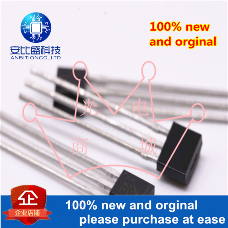 10pcs 100% New And Orginal A3212EUA-T MICROPOWER, ULTRA-SENSITIVE HALL-EF FECT SWITCH In Stock