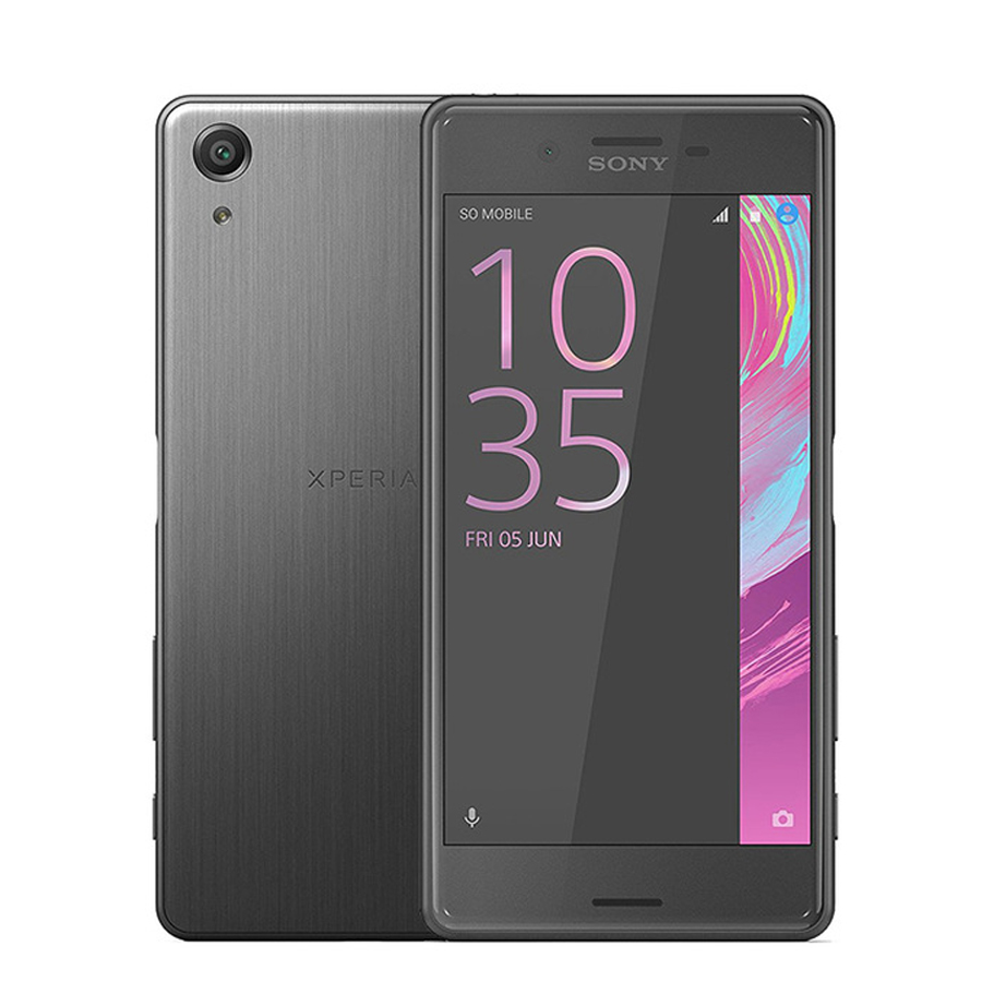 Brand New Sony Xperia X Performance F8131 Mobile Phone 3GB 32GB 5 Inch Snapdragon 820 Quad Core 23MP 13MP Fingerprint Smartphone