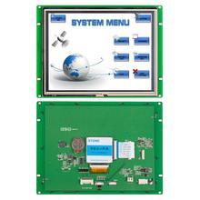 Купить с кэшбэком 8 LCD screen module with touch & controller & dirver & RS232 RS485 TTL level port