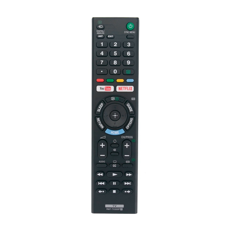 Remote Control RMT-TX300P for SONY TV RMT-TX300B RMT-TX300U with YouTube/NETFLIX image