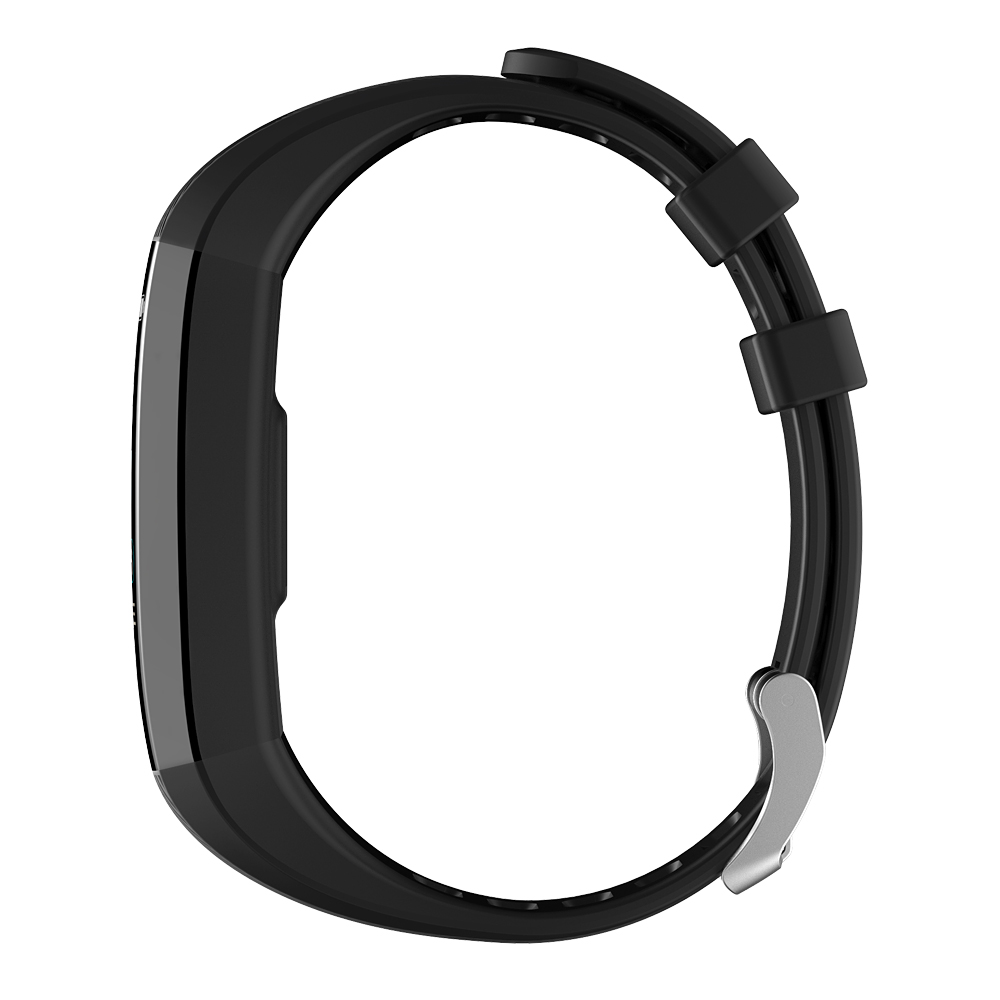 TEZER R5 MAX 0.96 screen smart Fitness bracelet Push 50 words blood pressure heart rate monitor Blood oxygen wearable devices