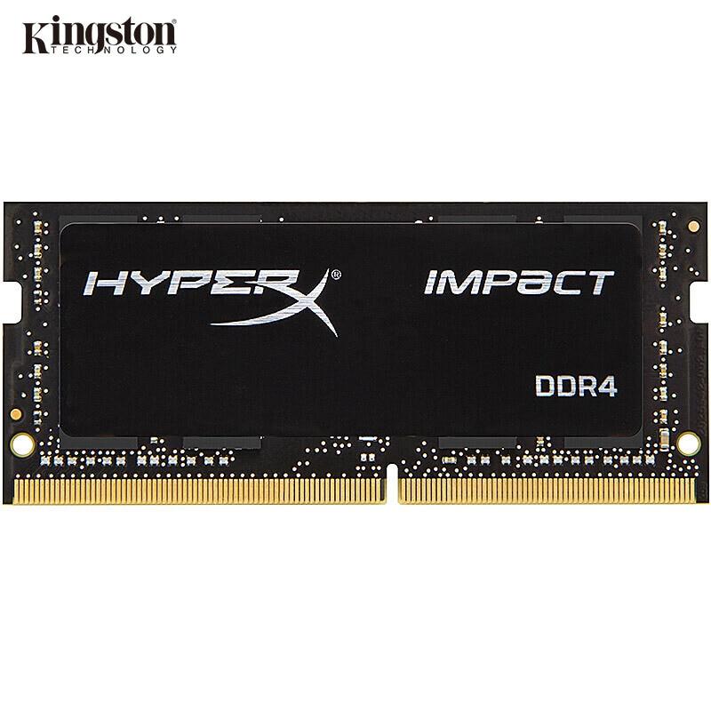 Kingston HyperX DDR4 4GB GB 16 8GB de memória ram 2133MHz 2400MHz 2600MHz 3200MHz 4 gb gb 16 8 gb SODIMM de memória ram