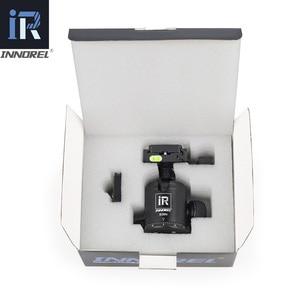 Image 5 - INNOREL B36N פנורמה CNC חצובה כדור ראש עם Arca שוויצרי שחרור מהיר צלחת להתאים עבור מצלמות/טלסקופ/מצלמות וידאו