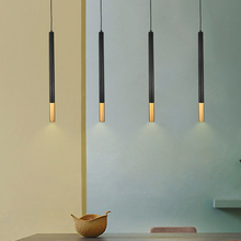 Pendant Lamp dimmable Lights Hanging lamp Kitchen Island Dining Room Shop Bar Counter Decoration Cylinder Pipe Kitchen Lights led pendant lights kitchen island dining room shop bar counter decoration cylinder pipe pendant lamps kitchen lights