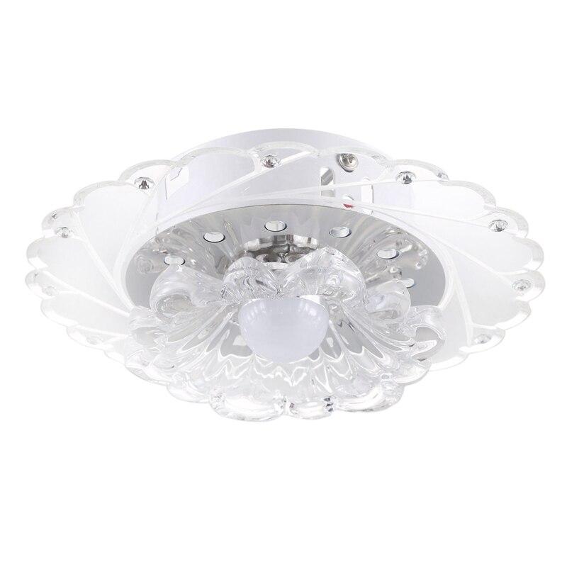 TOP Energy Saving Bright Ceiling Lamp Chandelier Ceiling Light LED Crystal Light Modern Chandelier Light Ceiling Light Lamp Whit