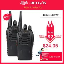 Walkie-Talkie Walkie Retevis Two-Way