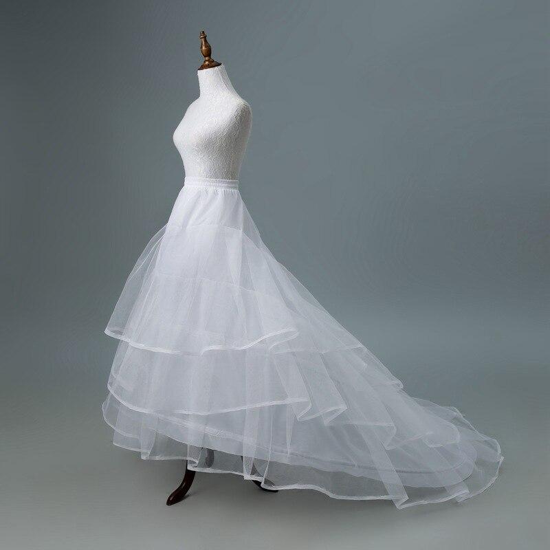 Underskirt 3-Camadas 2 CQ005 Hoops Petticoat Para