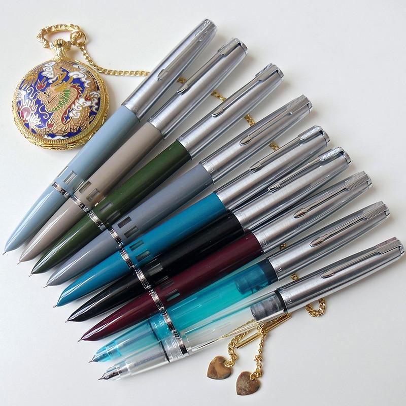Hero 565 Fine Hooded Nib Fountain Pen 3 Colors For Choice