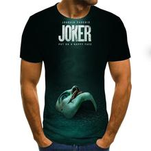 Hot Sale Clown T Shirt Men /Women Joker
