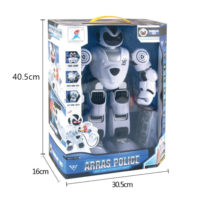 RC الروبوتات لعب للأطفال صوت الحوار الذكية روبوت الغناء روبوت راقص ألعاب تعليمية للأطفال جهاز روبوت للتحكم عن بعد 6