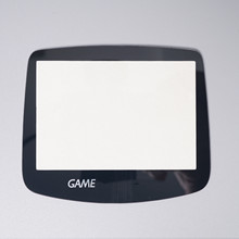 Cam LENS GBA için IPS LCD V2 GAMEBOY ADVANCE aksesuarları