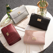 2021brand design single shoulder straddle portable fashion bag medium luxury leather women's bag