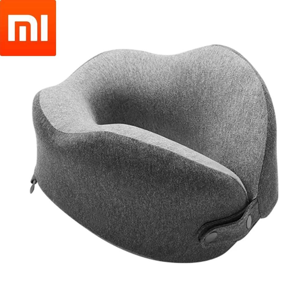 Xiaomi Mijia Lefan U Shape Pillow Memory Foam Neck Pillow Travel Neck Support Space Travel Pillow Healthcare Bedding