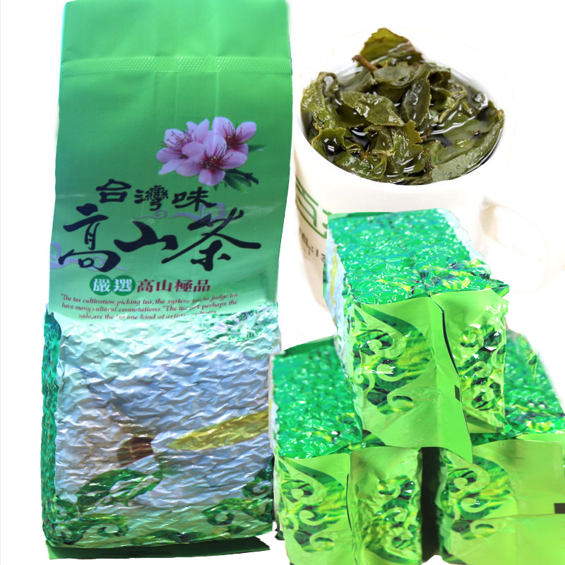 Taiwan High Mountains Jin Xuan Milk Oolong  tea For Health Care Dongding Oolong Tea  Green food With Milk Flavor