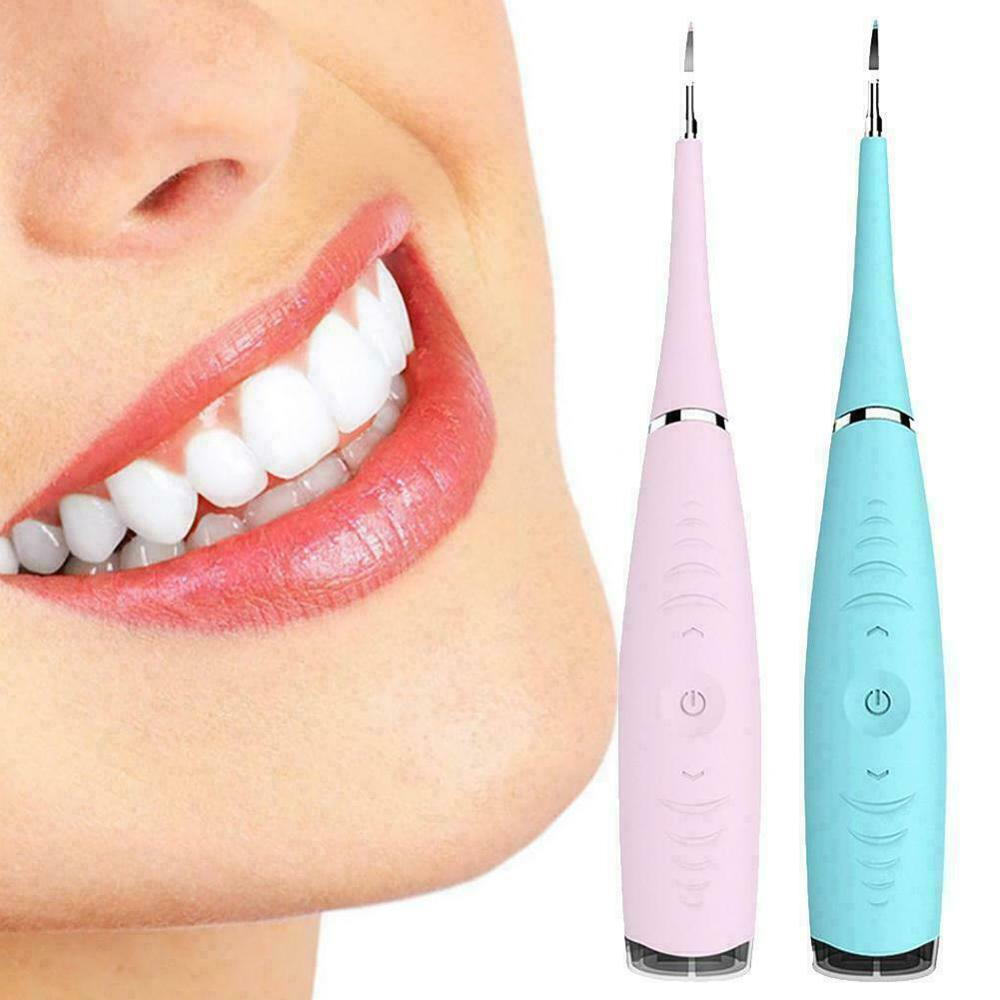 Electric Ultrasonic Sonic Dental Scaler Tooth Calculus Remover Cleaner Tooth Stains Tartar Whiten Teeth Remove Oral Cleaner