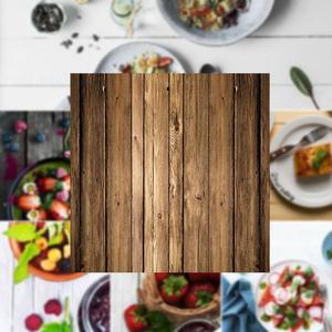 Image 5 - Hout Foto Achtergrond Photophone Pinewood Fotografie Achtergronden Studio Scheuten Voor Camera Foto Aangepaste Grootte 60x60cm