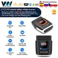 Viecar VP003 ELM327 Bluetooth 4,0 PIC18F25K80 OBD 2 OBD2 WIFI ELM 327 сканер автомобильные инструменты ODB2 Диагностика автомобиля для Android/IOS