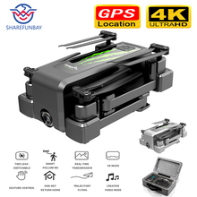 SHAREFUNBAY drone GPS 4K HD camera 5G WIFI FPV drone ESC cam