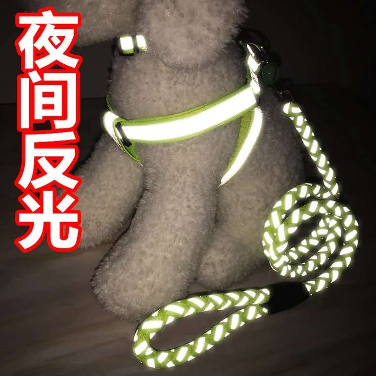 Reflective Chest And Back Traction Reflective Chest And Back With Medium Large Dog Chest And Back Traction Belt Dog Reflective C