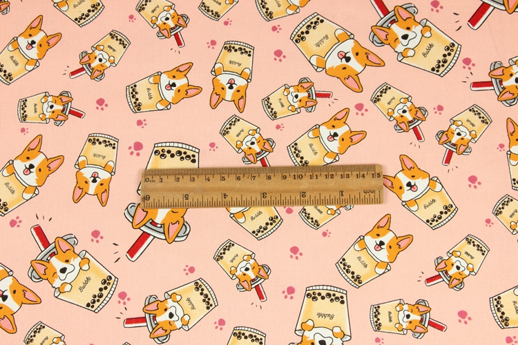 Thick Cotton Fabric 002