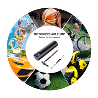 12V 150PSI Rechargeable Air Pump Car Tire Inflator Cordless Portable Compressor Digital Car Tyre Pump for Car Bicycle Tires Ball 3