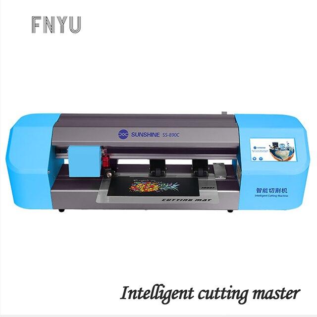 SS 890C smart laser präzision schneiden maschine für handy LCD bildschirm schützen Wasser koagulation membran schneiden Werkzeug