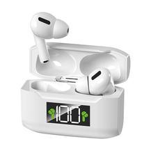 Bluetooth гарнитура air3 с цифровым дисплеем 3 го поколения