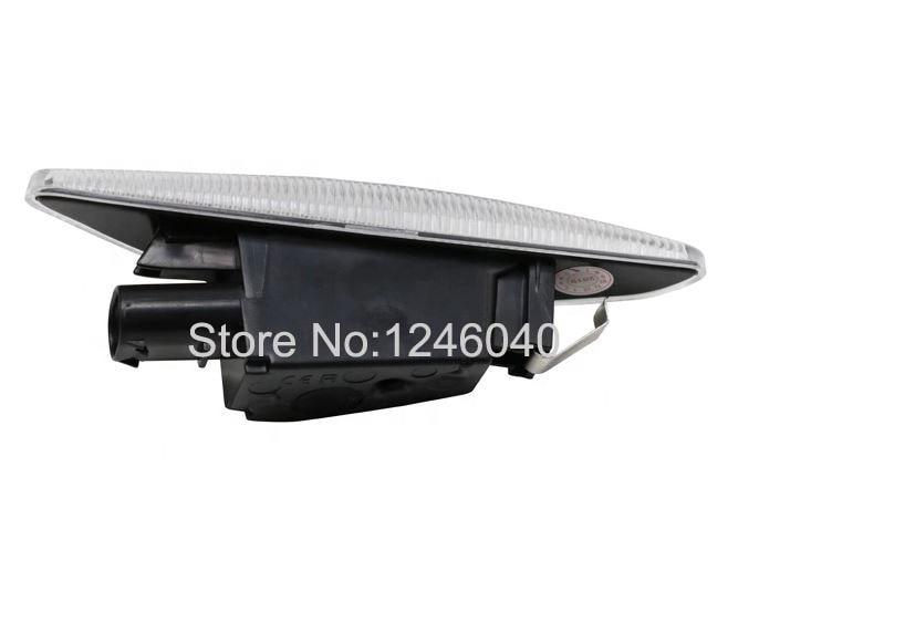 Image 5 - 2 قطعة LED الديناميكي الجانب ماركر بدوره مصباح إشارة مصباح مكرر ضوء تدفق فلاش لسيارات BMW X3 X5 X6 E70 E71 2008 2014 E72 F25مصباح إشارة   -