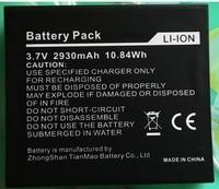 Original ZUG 3 battery For Mann ZUG3 ZUG 3S Cellphone Mobile phone 3.7V batterie bateria
