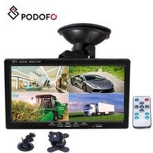 Podofo monitor quad 7