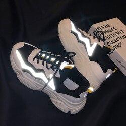 Черные кроссовки; женская модная обувь из вулканизированной кожи; женские дизайнерские кроссовки на платформе; женские кроссовки на шнуров...