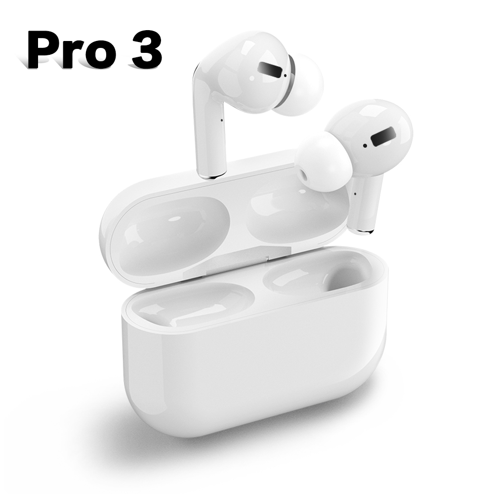 Air 3 TWS Bluetooth Earphone Wireless Headphones With Mic Original Pro Headphone With Stereo Bass Headset For All SmartPhone