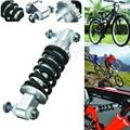 MTB Mountain Bike Metal Rear Shocks Suspension Bumper Spring Shock Absorber Bicycle Parts Rear Shock 125mm 450LBS Road Fast Ship