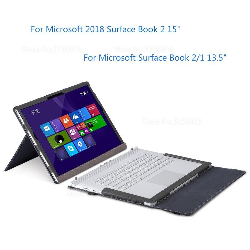 Support housse de protection pour Microsoft 2020 Surface Book 3 15