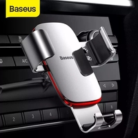 Baseus-Soporte para teléfono móvil de coche con ranura para CD, sostenedor para smartphone iPhone, XR, 8 Plus, Xiaomi, Redmi Note 7