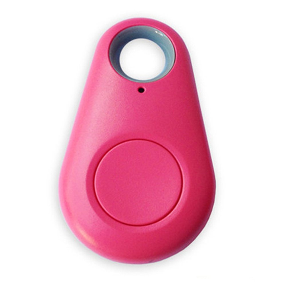 Bluetooth Key Finder Smart Device Anti Lost GPS Tracker Tag Alarm Located For Children Pet Wallet