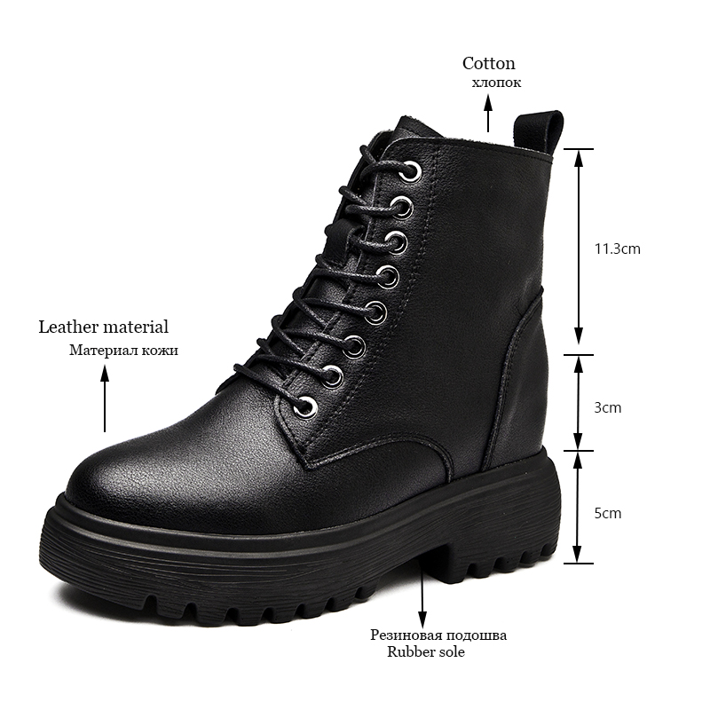 JXANG 2020 spring autumn leather side zipper women's boots fashion style women's boots shoes women's boots ladies booties